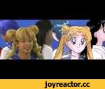 Sailor Moon - Live-Action OP Parody (Side-by-side Comparison),Comedy,,Original video source for the Live-Action: http://www.youtube.com/watch?v=Nt9fCoAn7uQ  Credits to the BBP group for this :D