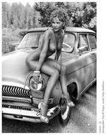 VOLGA - 21 photographer Pop.ofT Sergey, model Nalya Bredihina