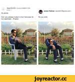 (fflgmail.com> to me ▼ Hi Jamie. Can you please make it chair because its not aesthetic . Thanks James Fridman <fjamie013@gmail.com> As you wish.