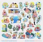 Protandry: A Parody oF SpongeBob SquarePants Clip version Free download at acrylictoon.Fanbox.ee